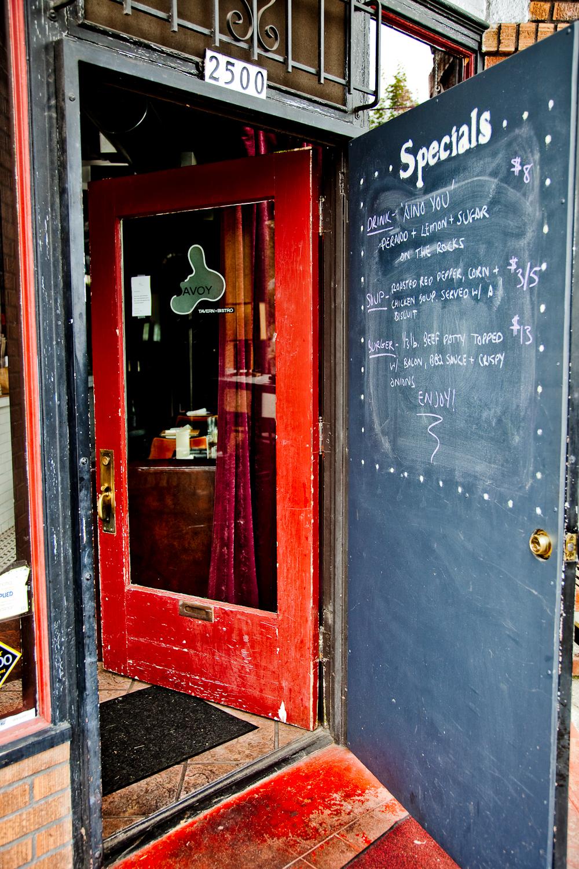 Savoy Door