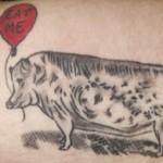 Hog-Tattoo