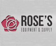 rosesequipment