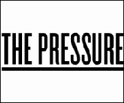 thepressure
