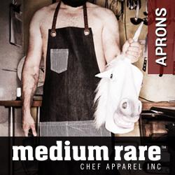 Medium Rare Aprons