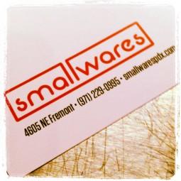Smallwares Menu Pic.JPG